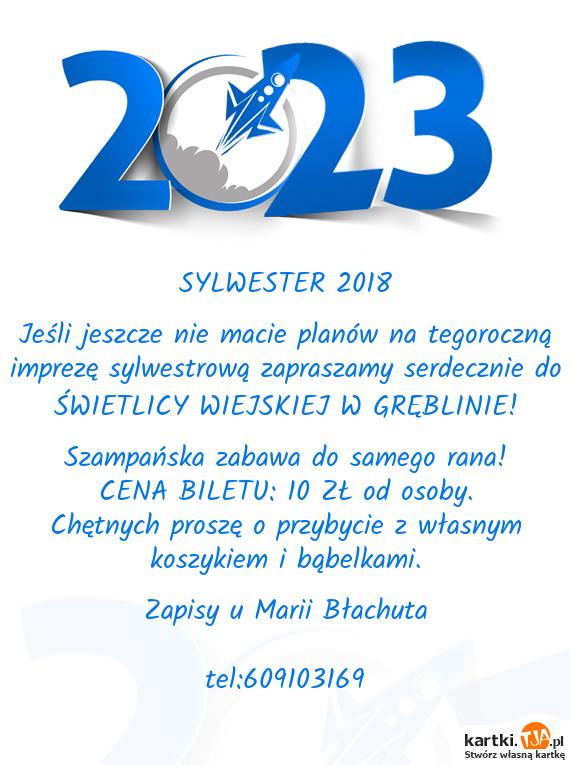 Kartki Zaproszenie Na Sylwestra