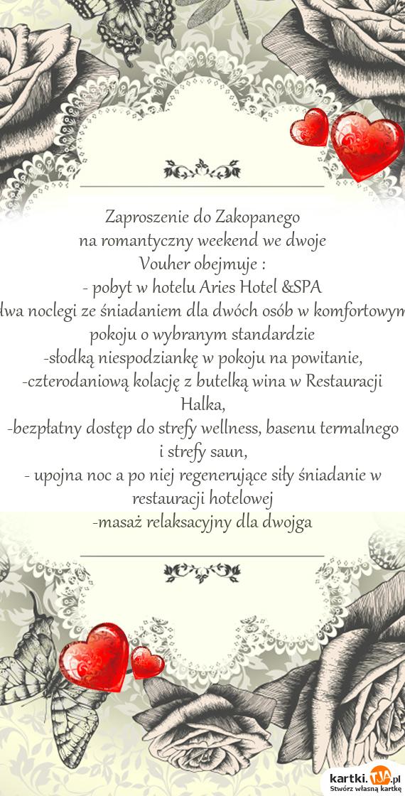 Masywnie Zaproszenie do Zakopanego - Darmowe kartki IM57
